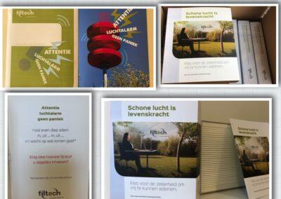 DM campagne Filtech klimaatroet-filter